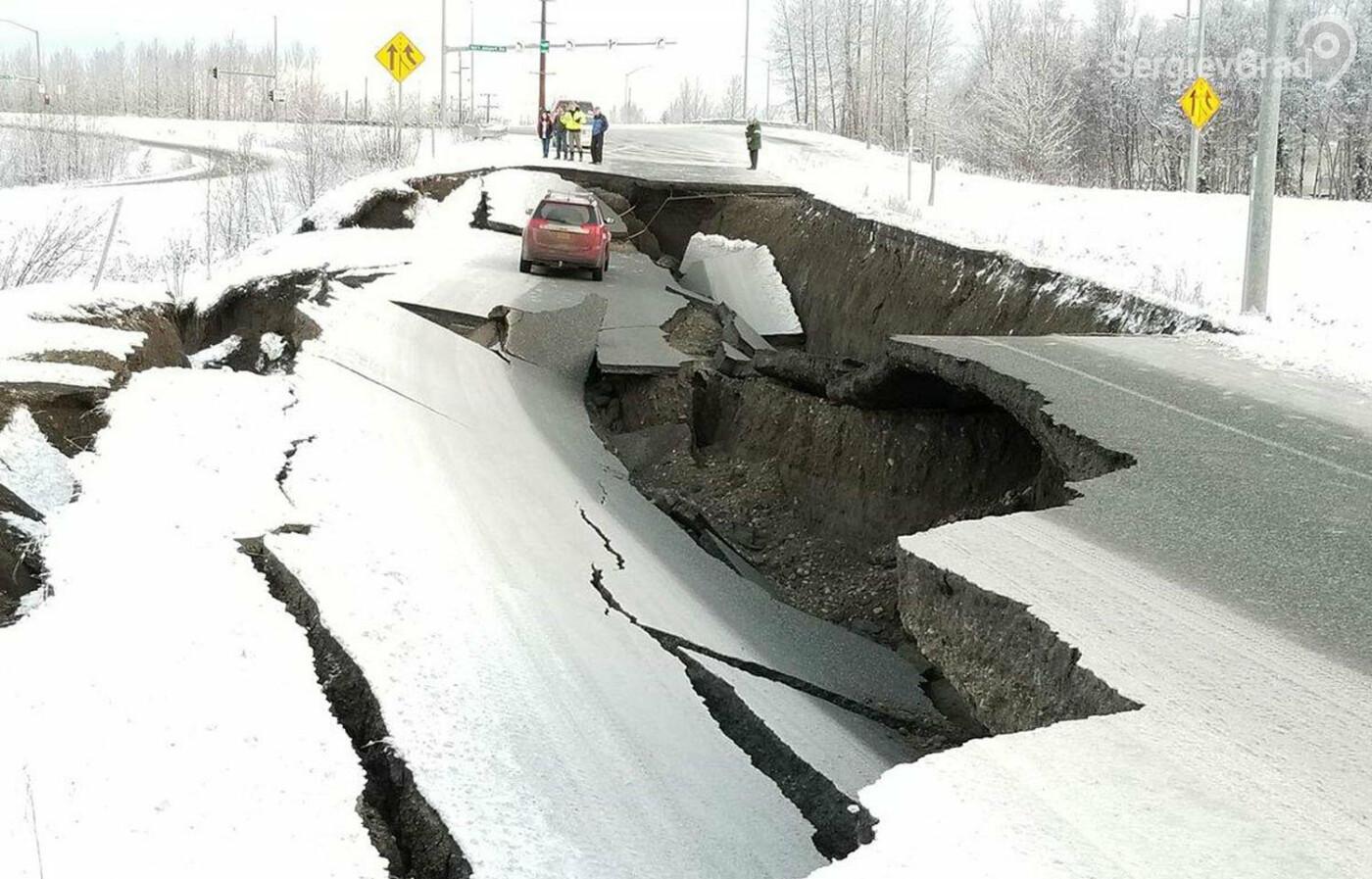 В Иркутске 12 января прошло землетрясение, магнитуда которого достигла шкалы 6,8