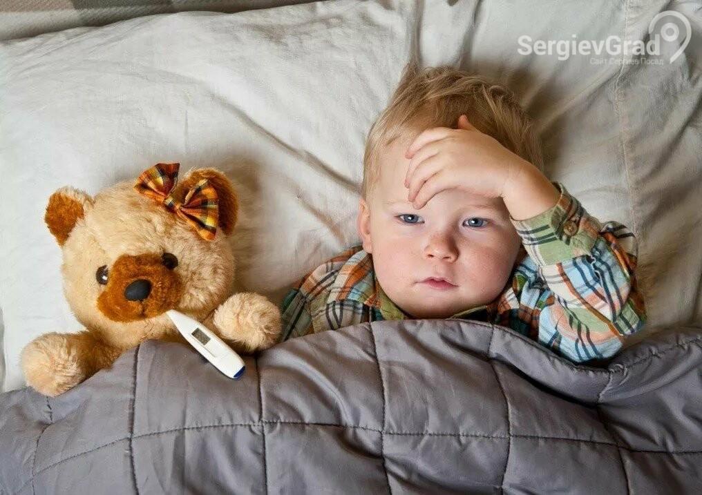 Названы симптомы «британского» штамма COVID-19 у детей