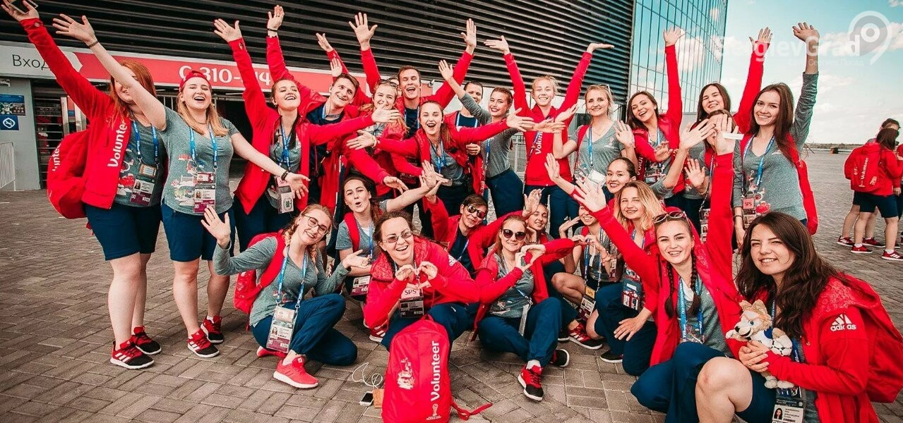 Волонтёры Московской области создали собственный гимн