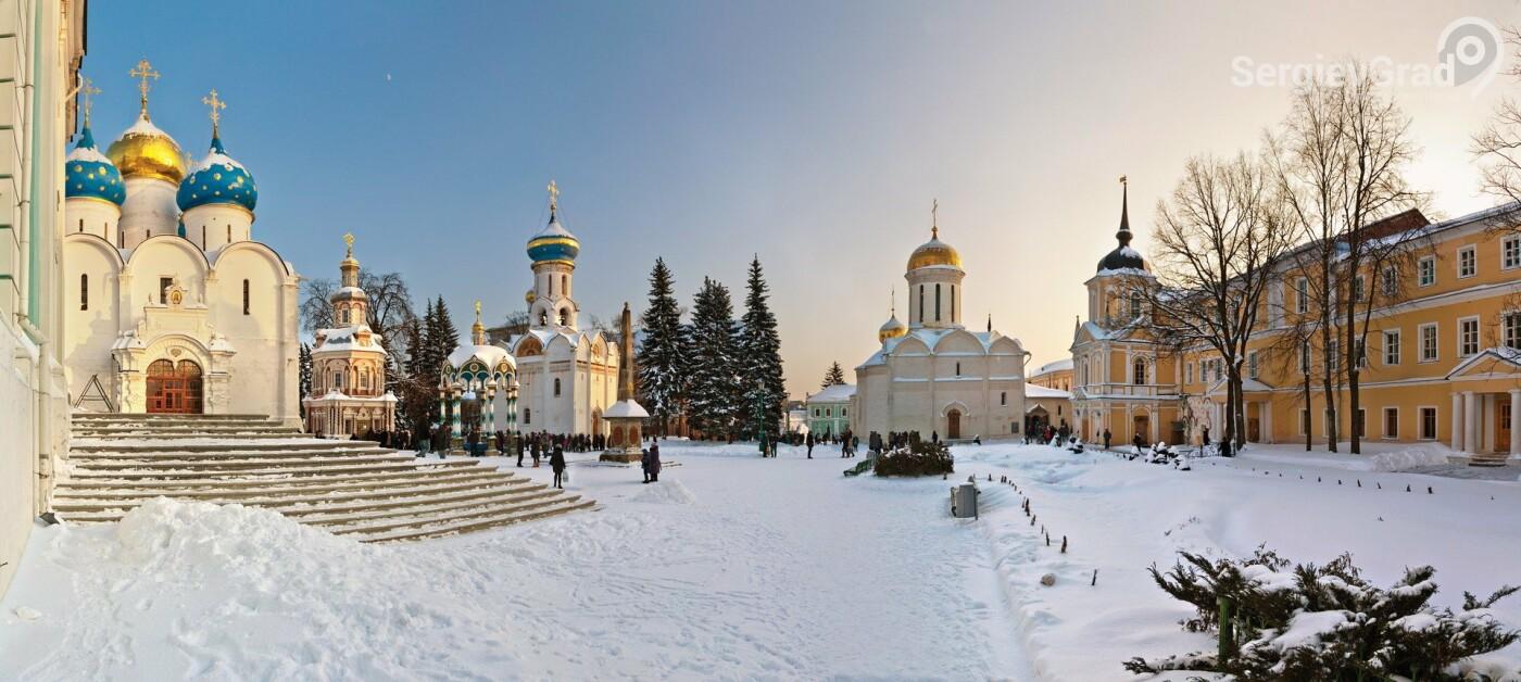 Троице-Сергиеву Лавру внесли в реестр особо ценных объектов России