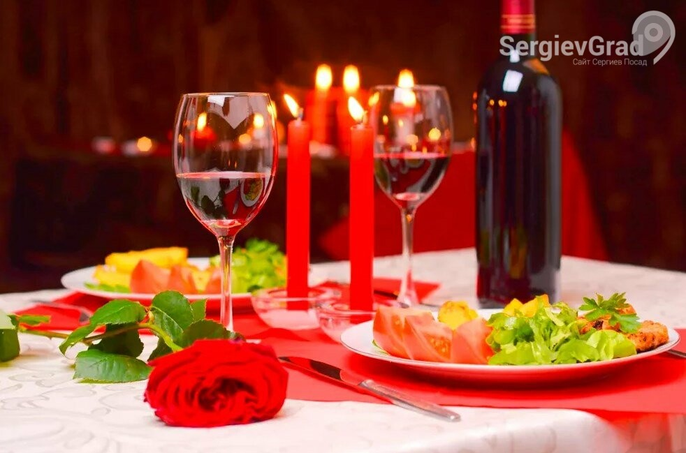 14 февраля – 2021: сколько будет стоить ужин в ресторане в День всех влюблённых