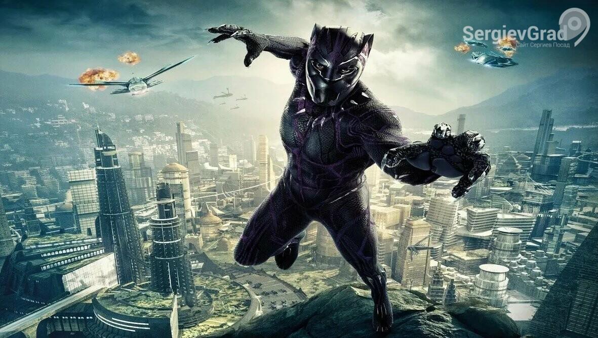 Компания Disney снимет сериал по мотивам фильма «Чёрная пантера»
