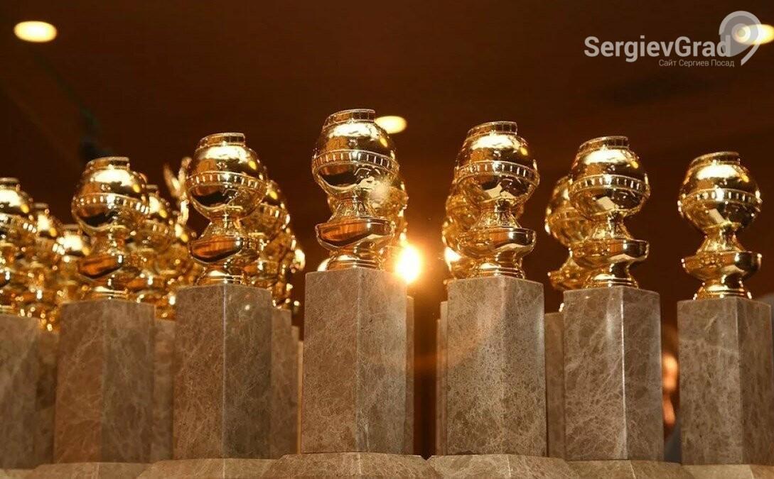 Лучшие фильмы и сериалы номинированные на премию «Золотой глобус»