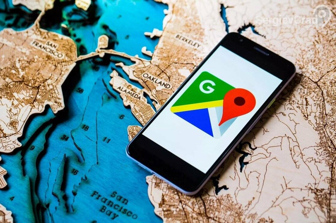 Новые улучшения интерфейса в Google Картах скоро будут доступны всем пользователям