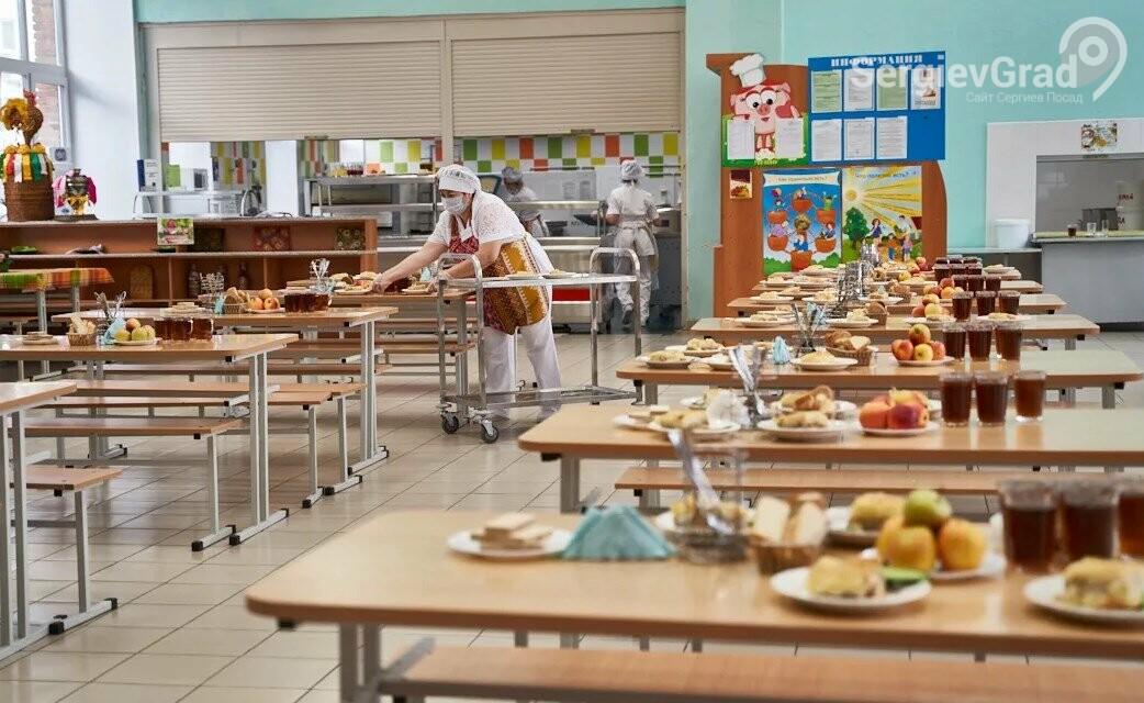 Опрос «Детский ревизорро в школьной столовой» запустили в Московской области