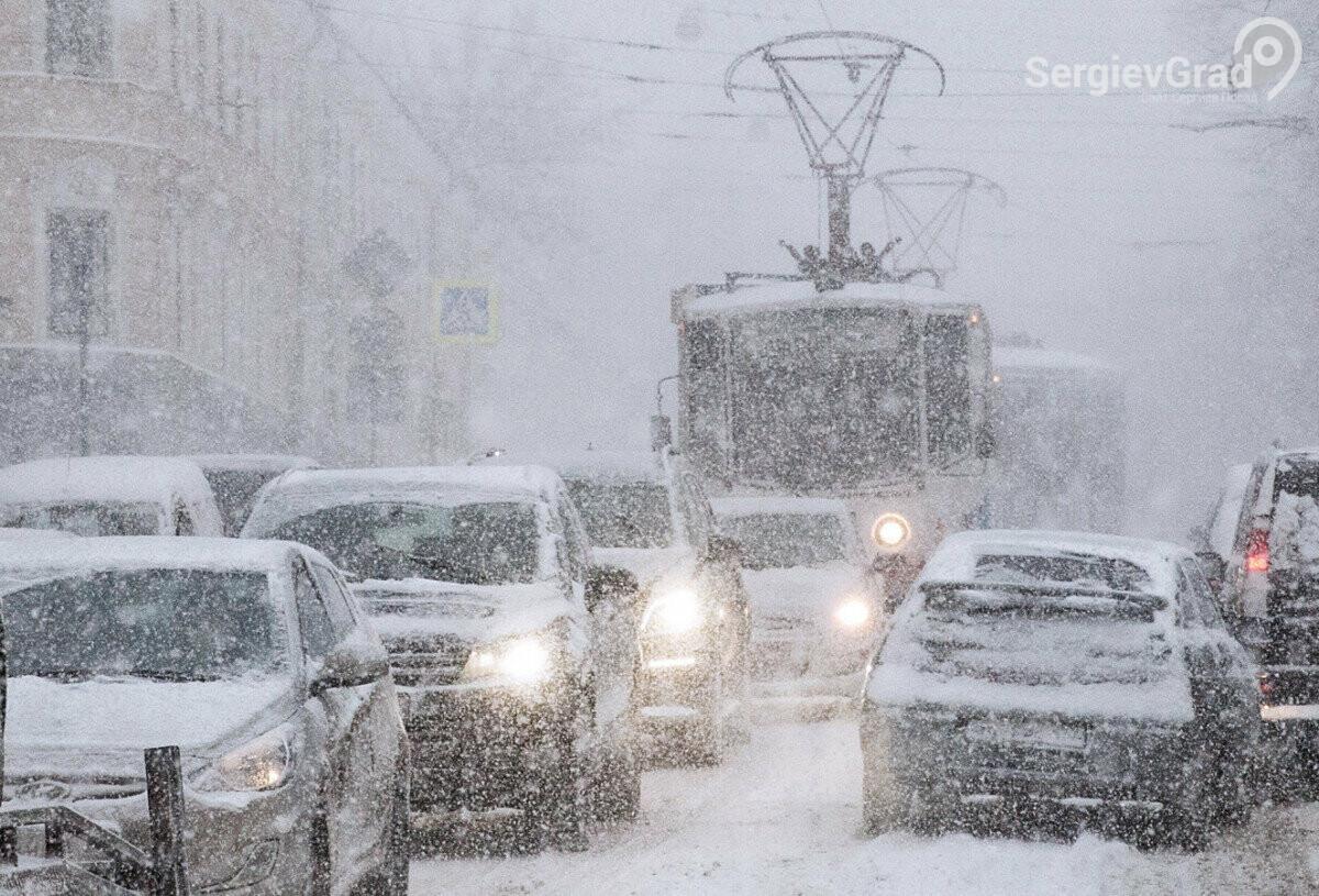 Синоптик предупредил о сильном снегопаде в период с 11 по 14 февраля