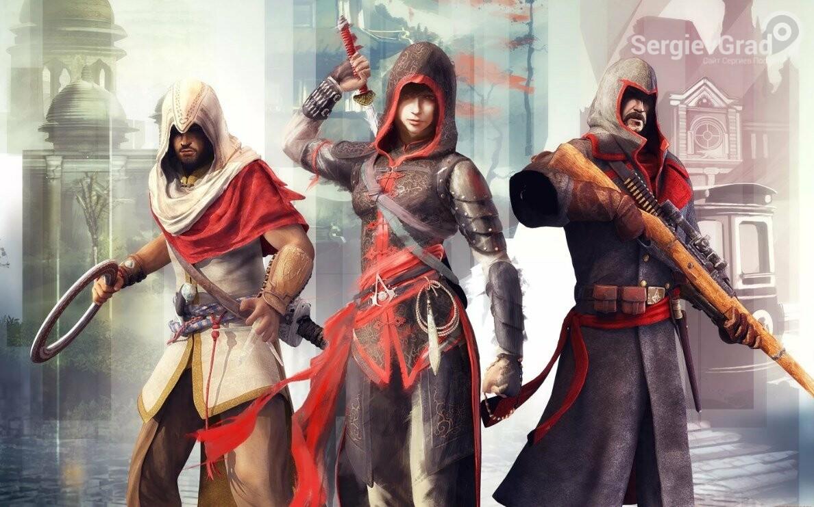 Компания Ubisoft бесплатно раздаёт игру Assassin's Creed до 16 февраля