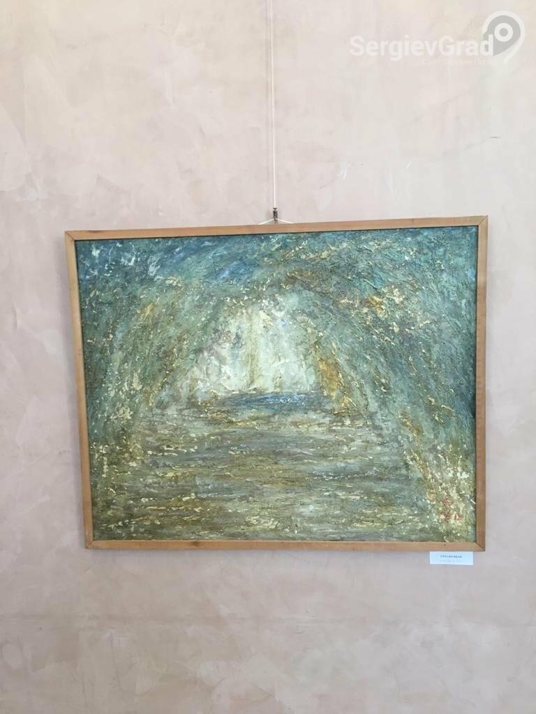 В Сергиевом Посаде открылась художественная выставка «Обаяние пейзажей Валерия Ивановича Сандырева», фото-17