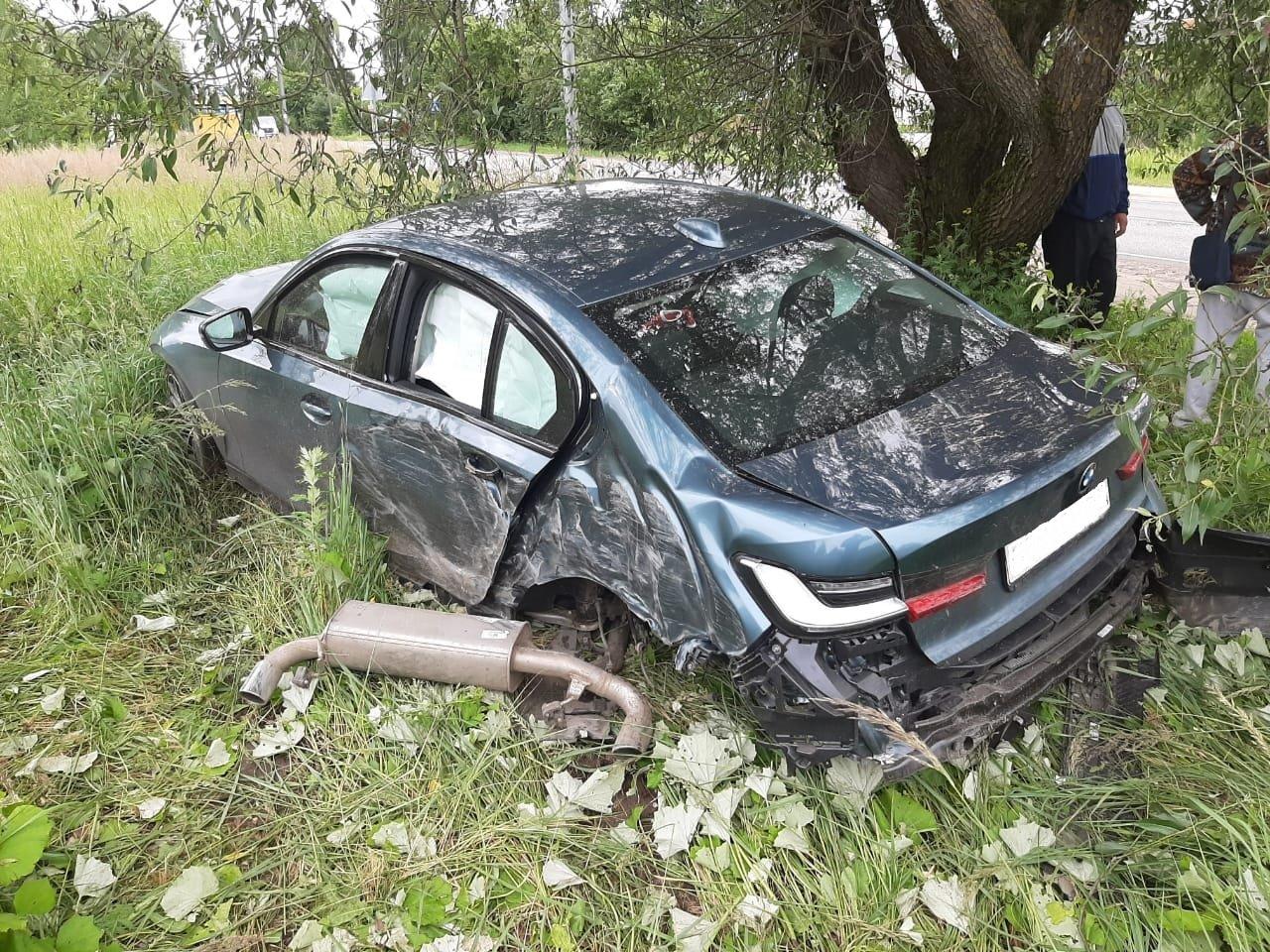 Сводка дорожно-транспортных происшествий в Сергиевом Посаде с 17 по 24 июля 2020 года, фото-1