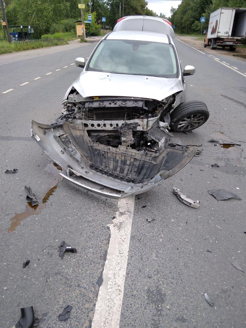 Сводка дорожно-транспортных происшествий в Сергиевом Посаде с 17 по 24 июля 2020 года, фото-3