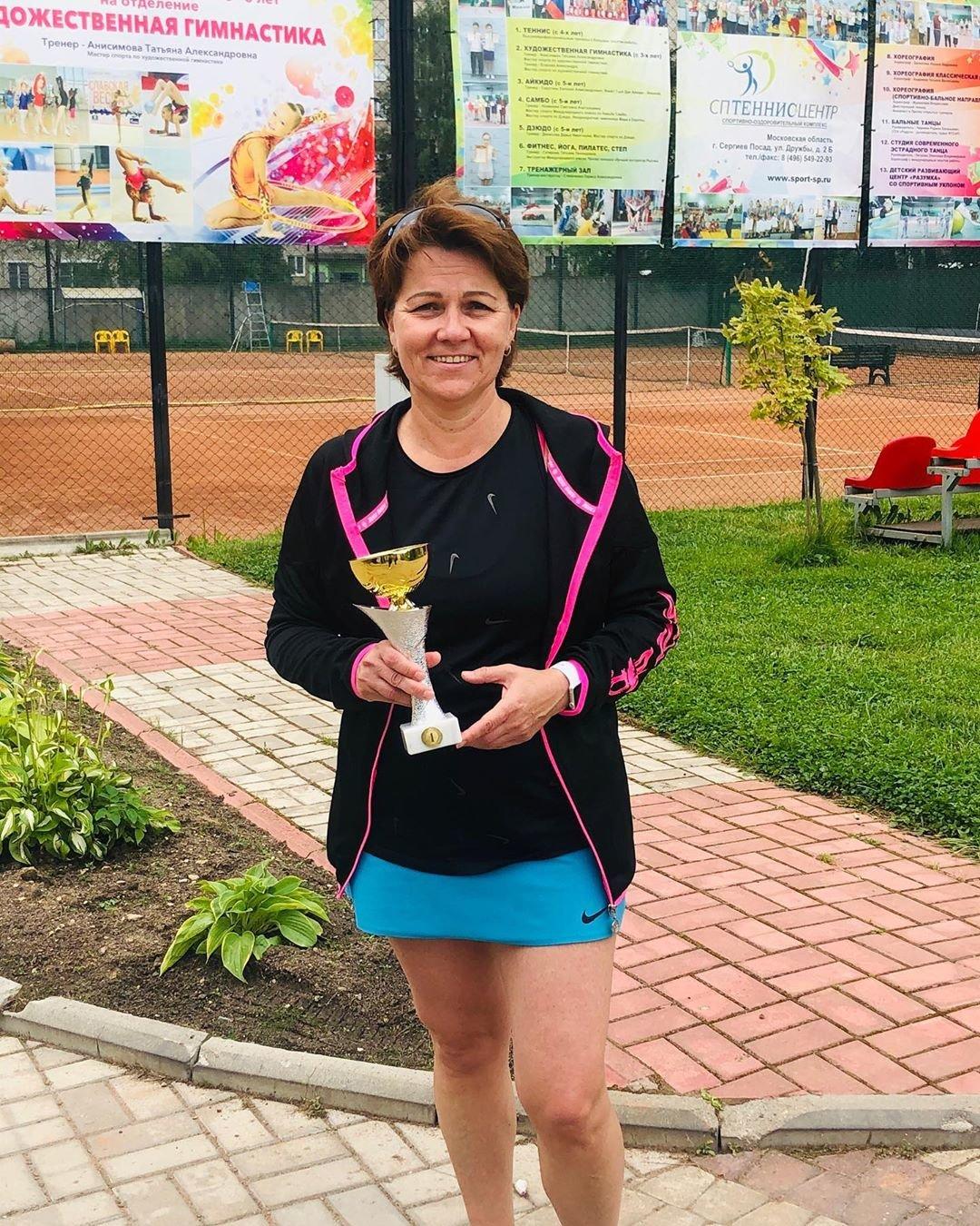 Итоги теннисного турнира «Золотые купола – 2020» среди ветеранов, фото-1