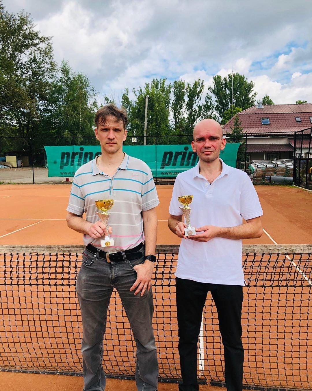 Итоги теннисного турнира «Золотые купола – 2020» среди ветеранов, фото-3