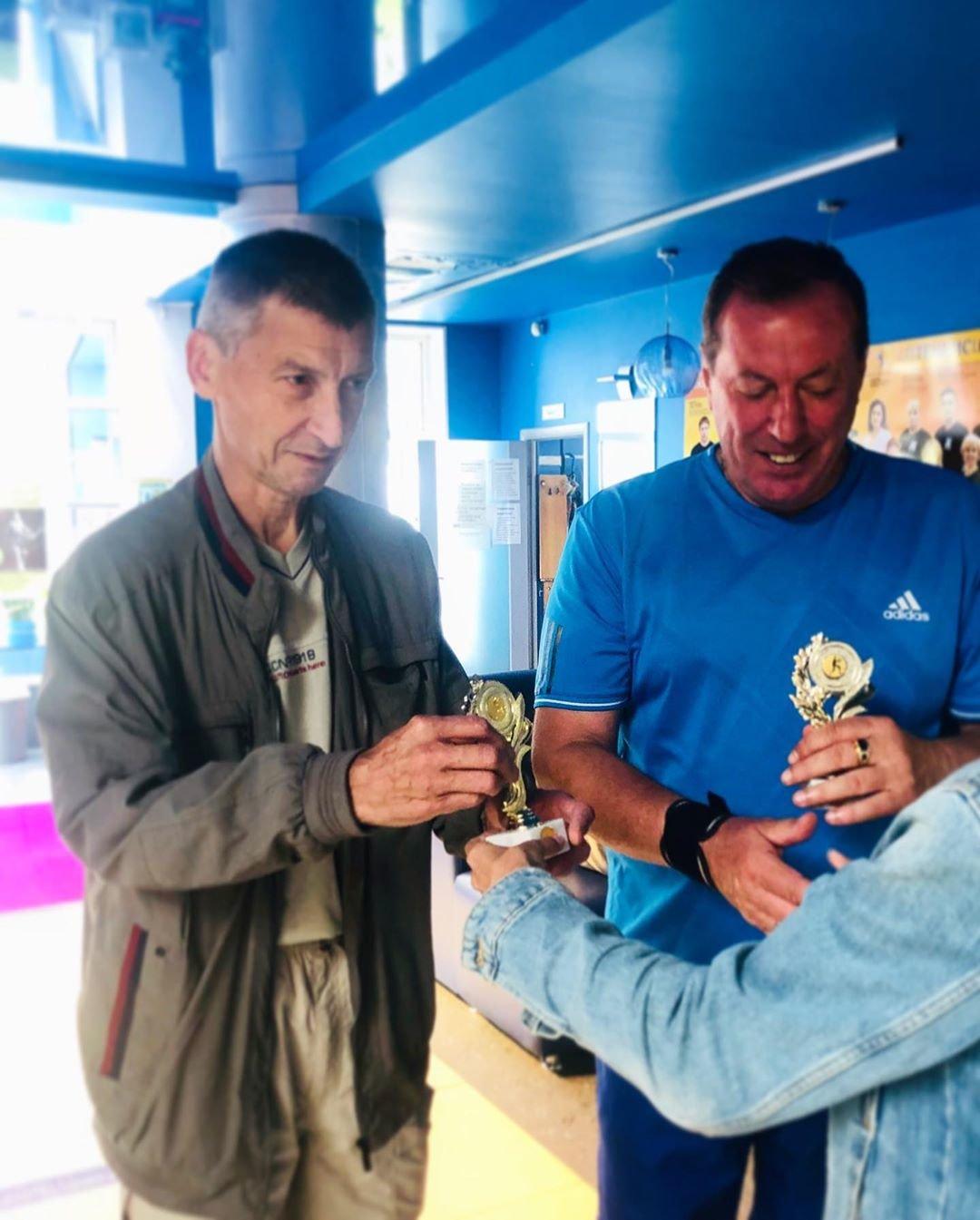 Итоги теннисного турнира «Золотые купола – 2020» среди ветеранов, фото-5