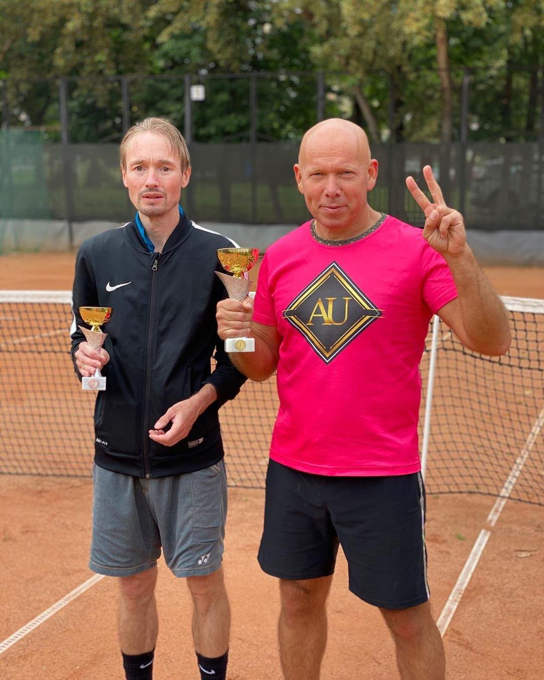 Итоги теннисного турнира «Золотые купола – 2020» среди ветеранов, фото-2