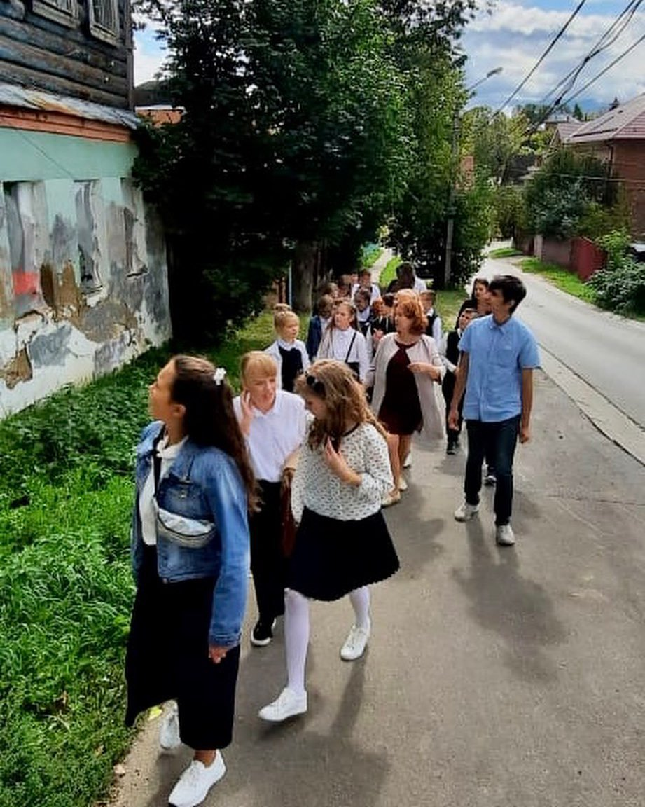 Сулинова Наталья Сергеевна – участник конкурса «Любимый учитель», фото-3