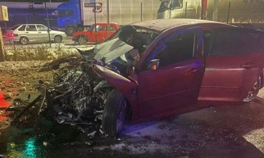 Во Владимирской области в ДТП погибли три полицейских