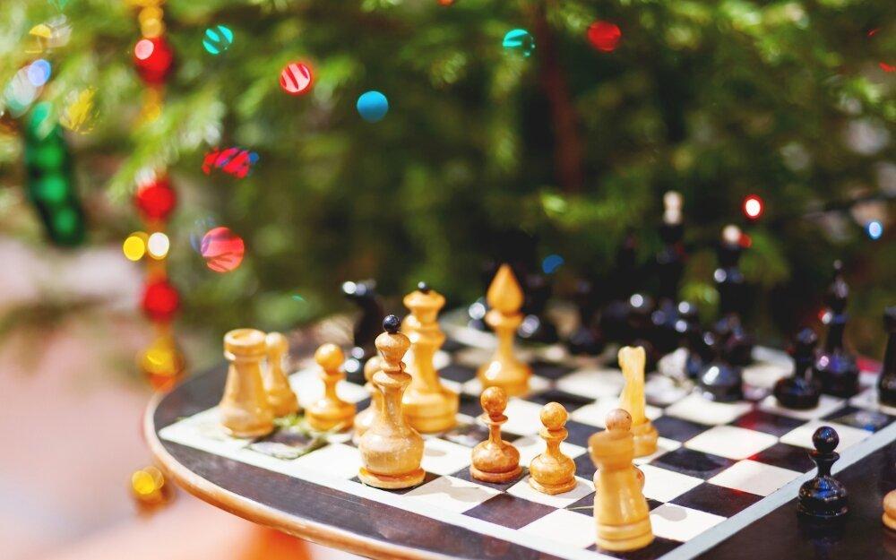 Новогодний турнир по блицу в Хотьково 27 декабря
