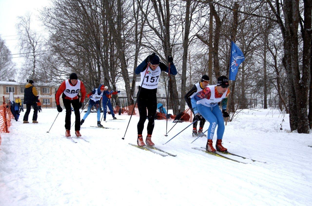 В Бужанинове 7 марта прошла гонка памяти сергиевопосадских тренеров Елены и Владимира Коростелёвых